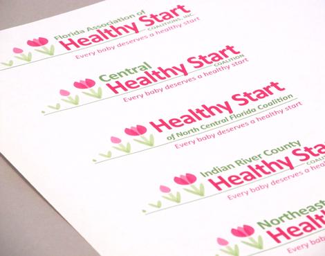 Healthy Start Logos