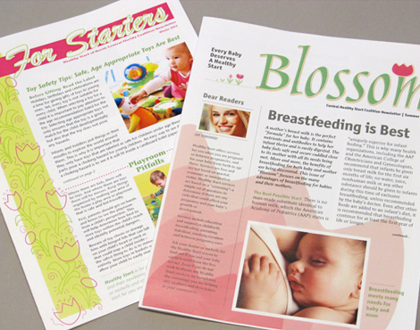 Healthy Start Newsletters