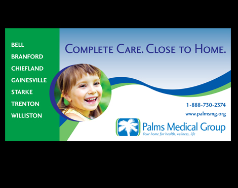Palms Medical Group Billboard