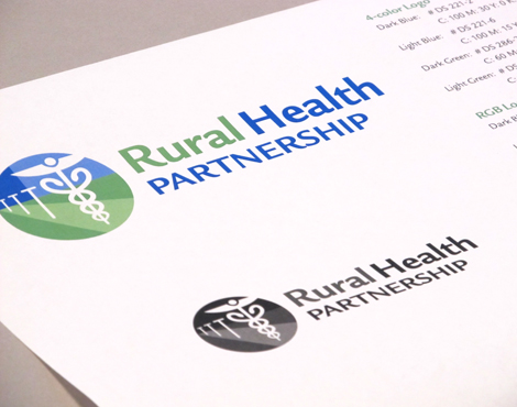 Rural Health Partnership Brand Book