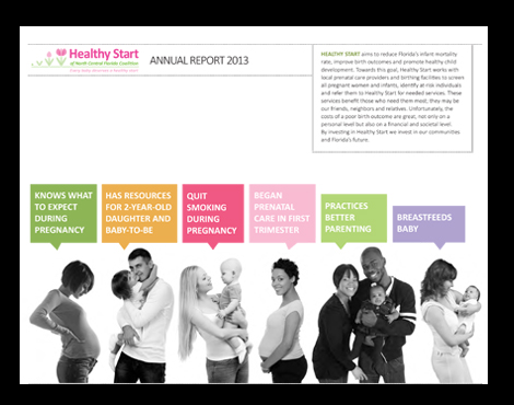 Healthy Start Annual Report