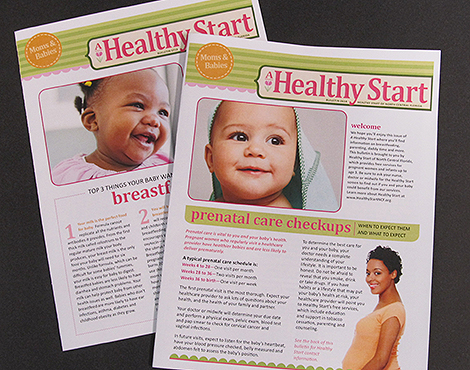 Healthy Start Bulletins